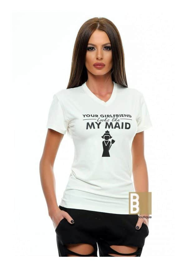 Tricou my maid