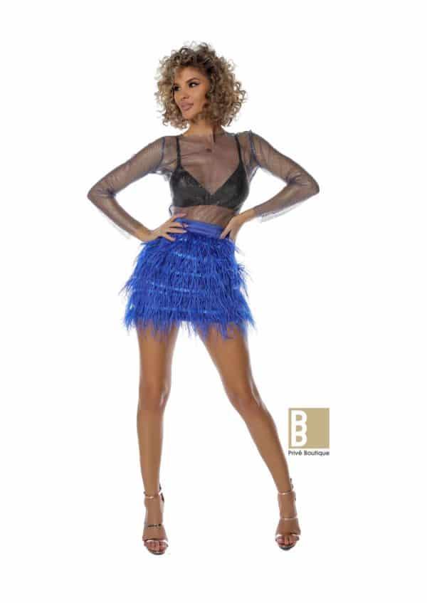 Diva dress si top plasa