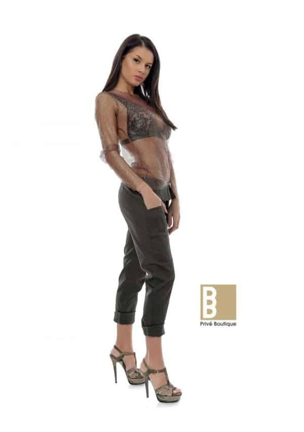 Pantaloni army style
