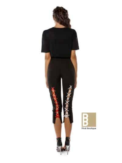 pantaloni cu snur, pantaloni snur, pantaloni sexy, pantaloni mulati, pantaloni dama