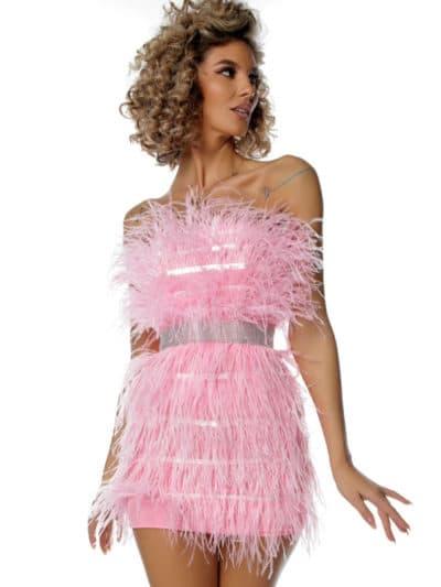 Pink Diva Dress