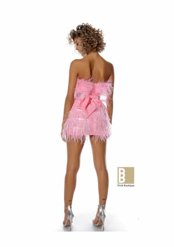rochie pene roz, rochie pene, rochie roz, rochie diva, rochie vedeta, rochie de ocazie, rochie de seara, rochie de eveniment