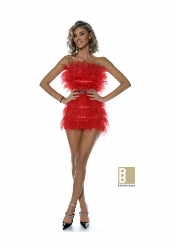 Red Diva Dress