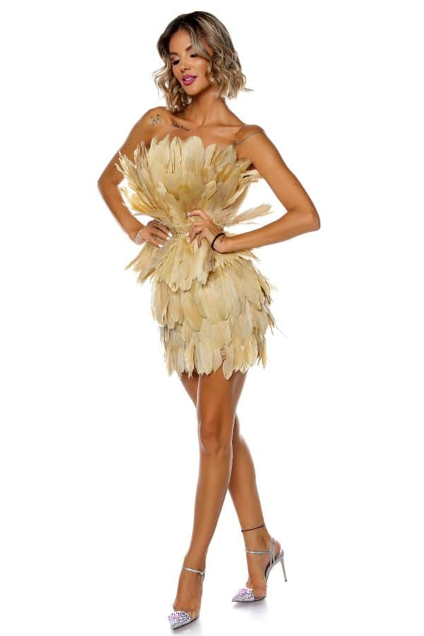 Rochie Feather